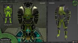 H.E.V. Suit