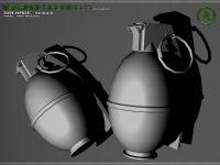 Grenade Render