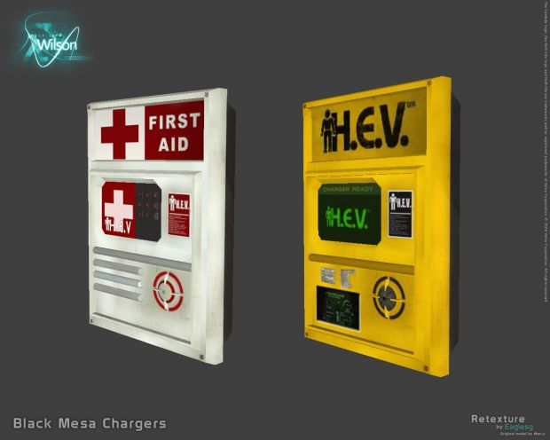 Healtcharger & Suitcharger (Old version)