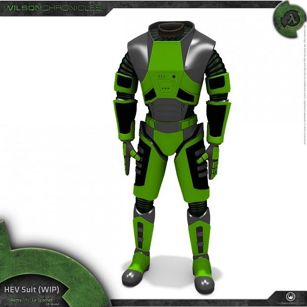HEV Suit - WIP