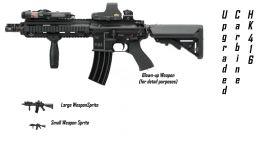 HK 416 Carbine Upgrade