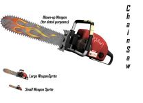 Chainsaw- New Melee Weapon