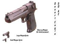 Desert Eagle .50 AE