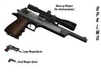 Desert Eagle Sniper Upgrade