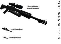 Unamed Sniper Rifle