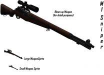 M1 Garand Sniper