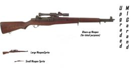 M1 Garand Upgraded