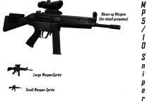 MP5/10 Sniper