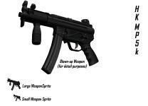 New *SMG* MP5K