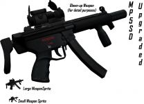 MP5SD Precision Upgrade