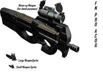 P90 Sniper Upgrade