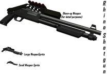Rhino Shotgun