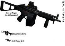 MP5 CQC Upgrade
