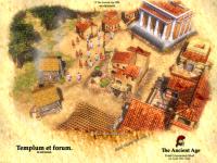 Templum et forum