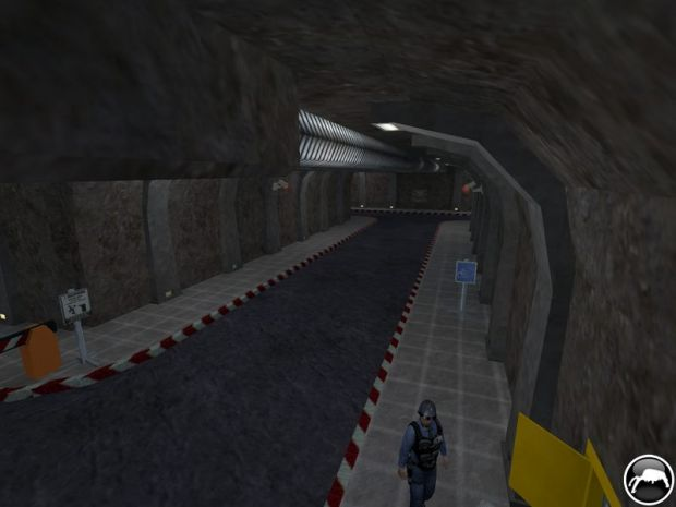 Screenshot #16 - Underground road
