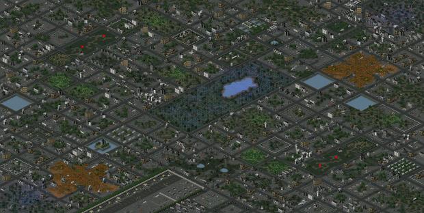 Downtown Warfare
