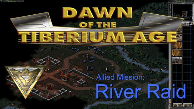 Allied Mission: River Raid - Developer Playthrough