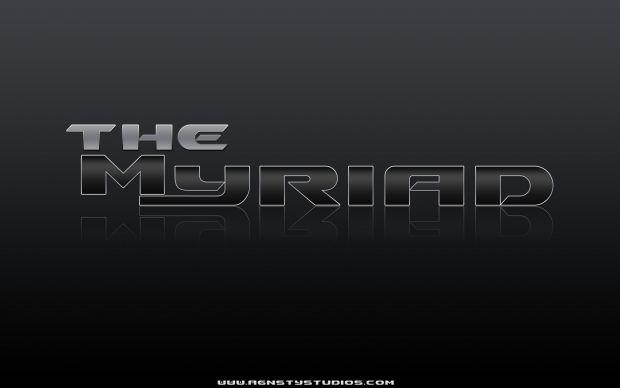 The Myriad Logo