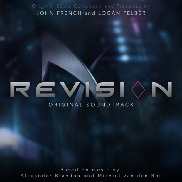 Revision OST Digital Album Art