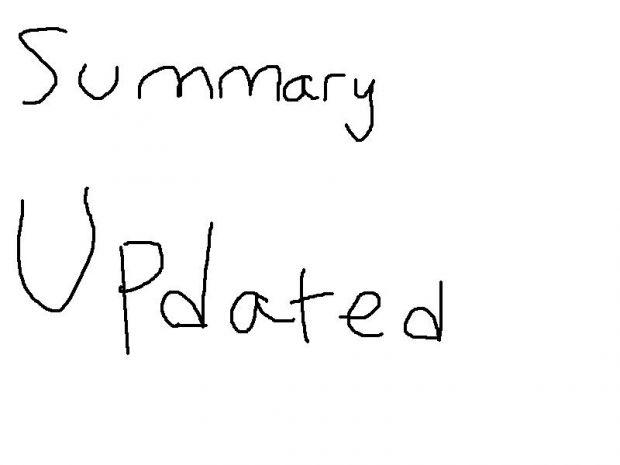 Summary Updated