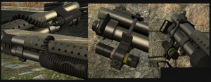 Flashlight and Laser Attachments