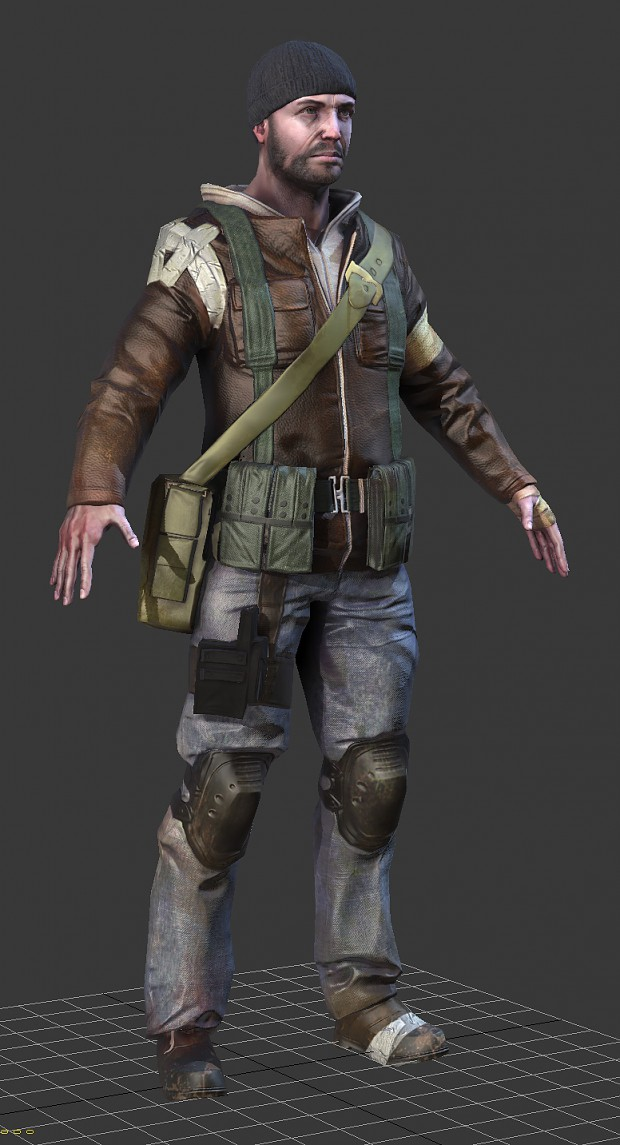 Updated Resistance Body