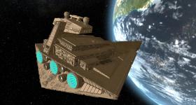 Imperial II-class Star Destroyer - Rebellion