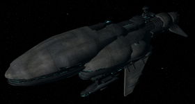 Assault Frigate Mk.II Texture Edit