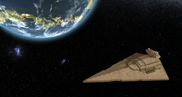 Imperial II-class Star Destroyer - Rebellion