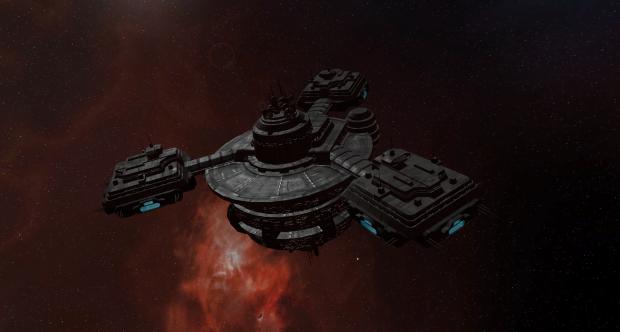 Republic Hangar Defense Shielding