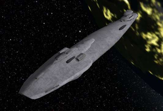 Dauntless-class Heavy Cruiser