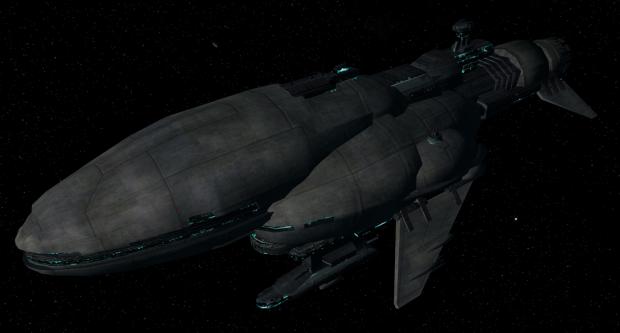 Assault Frigate Mk.II Texture Edit
