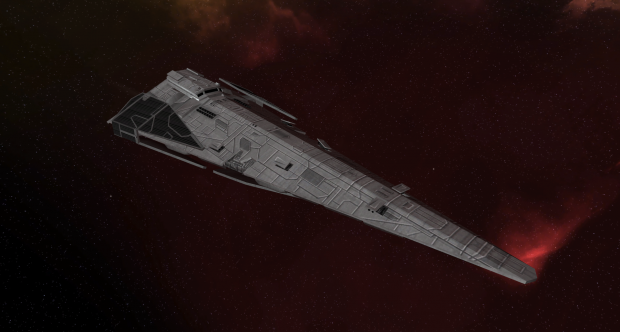 Raider-class corvette