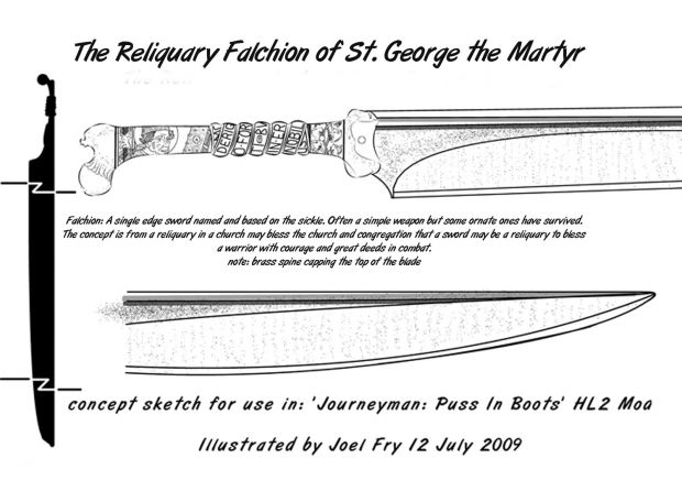 Holy Swords.