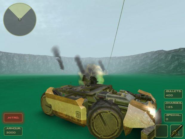 Battle Cannon.
