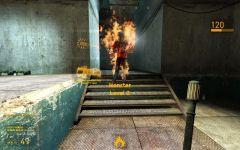 Incendiary Zombie