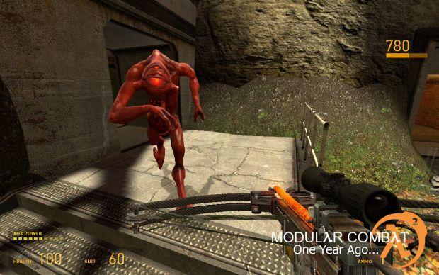 One Year Ago: Modular Combat v1.04