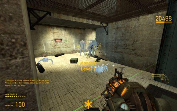 Freeze Grenade