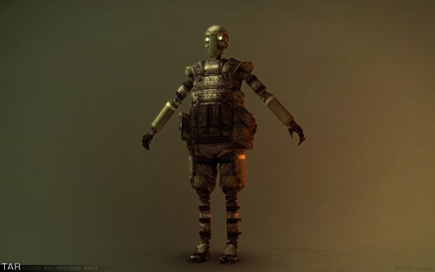 TAR - Tactical Anti-personnel Robot