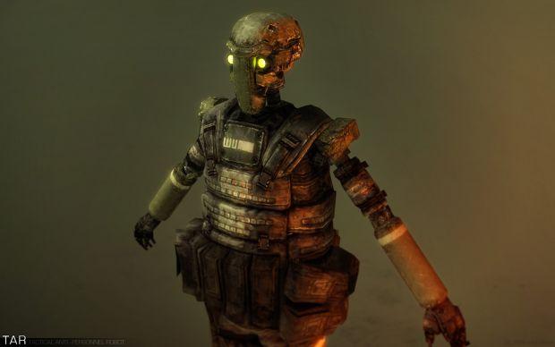 TAR - Tactical Anti-personnel Robot