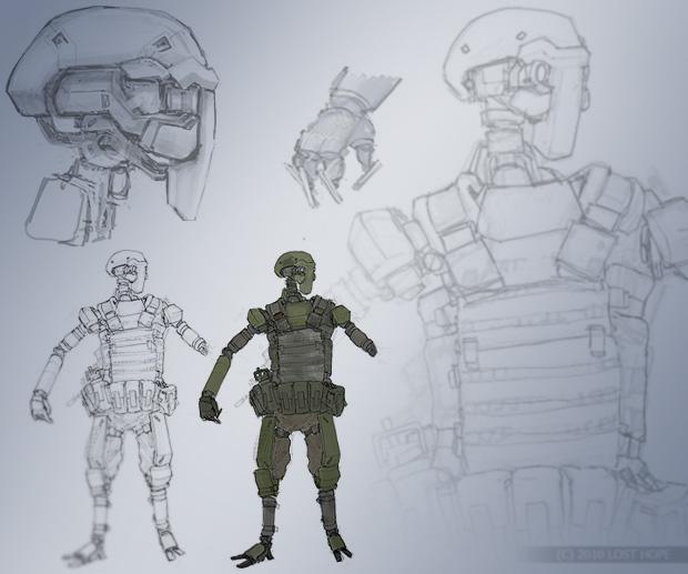 TAR concept sketches