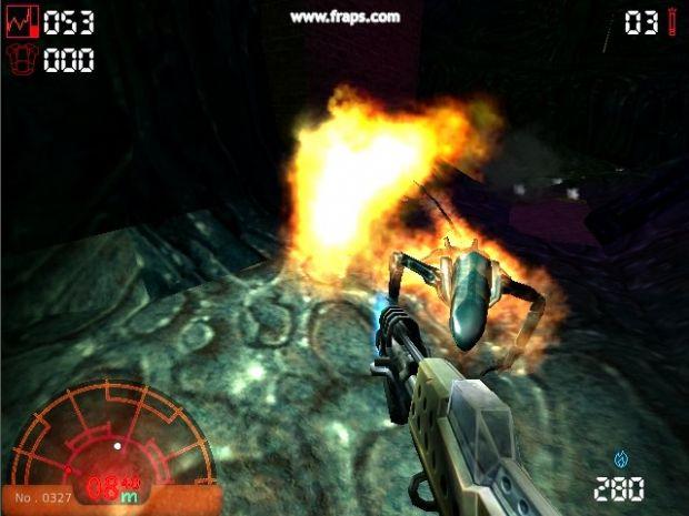 Avp 2 Team Fortress Patch Alien_run