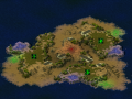 Map: [3] Canyon Fodder