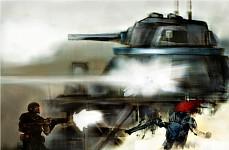 Nod VS GloboTech Promotional Sketch
