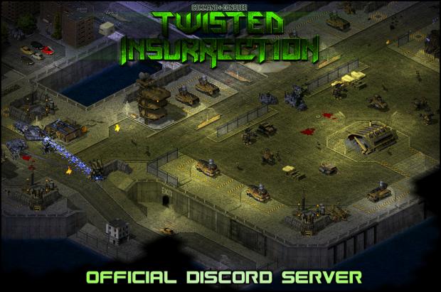 Official Discord Server Online