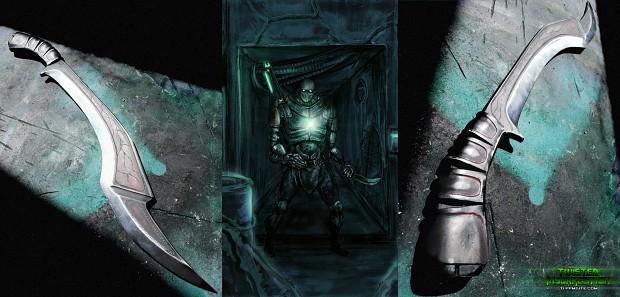 Sobek - Infector's Battleblade