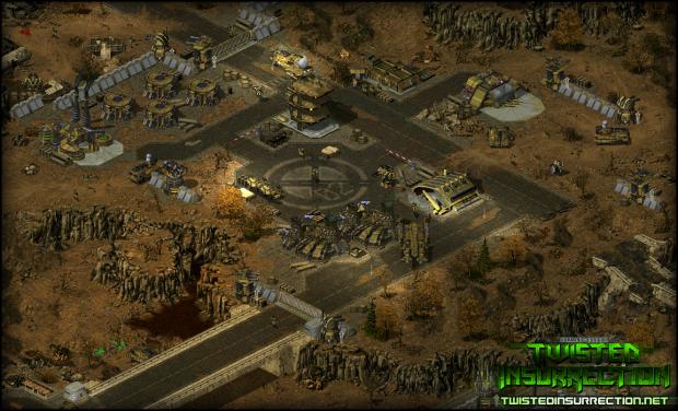 Campaign: Nod Mission 16 (Finale)