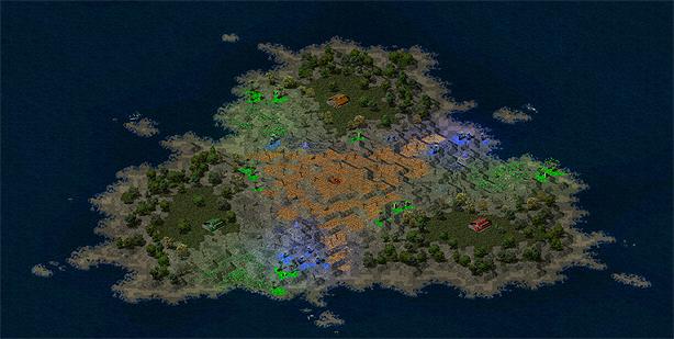 Volcano (2-3)