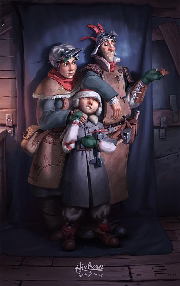 uplanders family