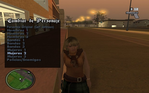 Grand theft auto san andreas mod menu
